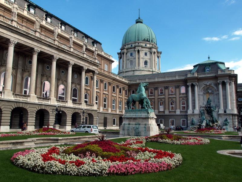 Budapest Buda Castle Shuttle