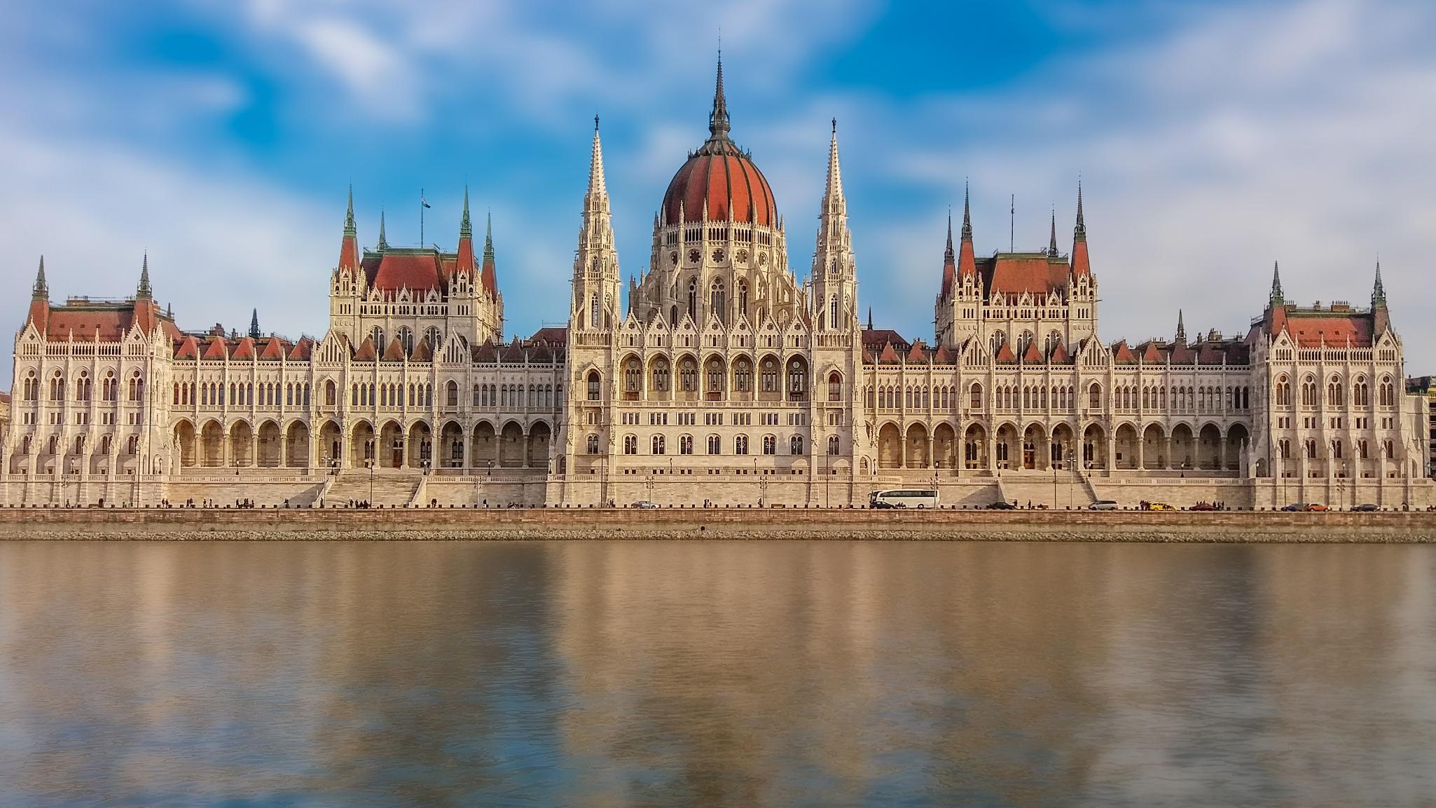 Budapest Parliament Building Shuttle