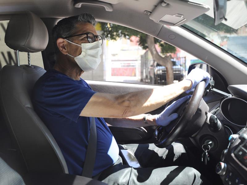 Drivers drive masks budapest