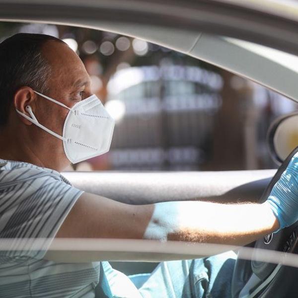 drivers masks gloves budapest