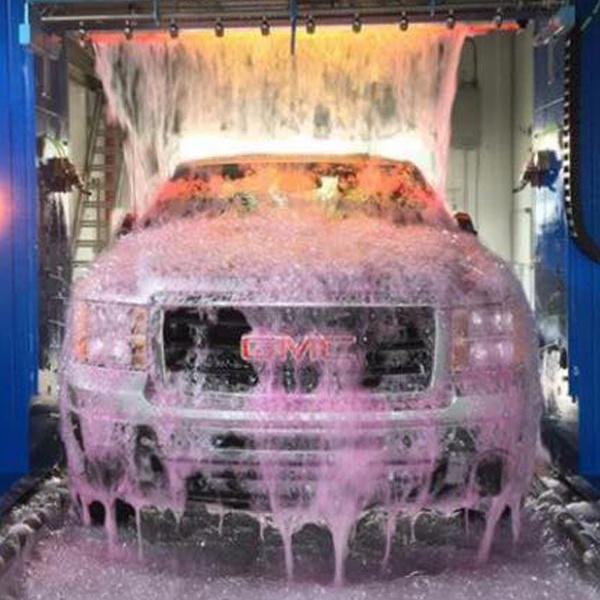 auto washing Budapest