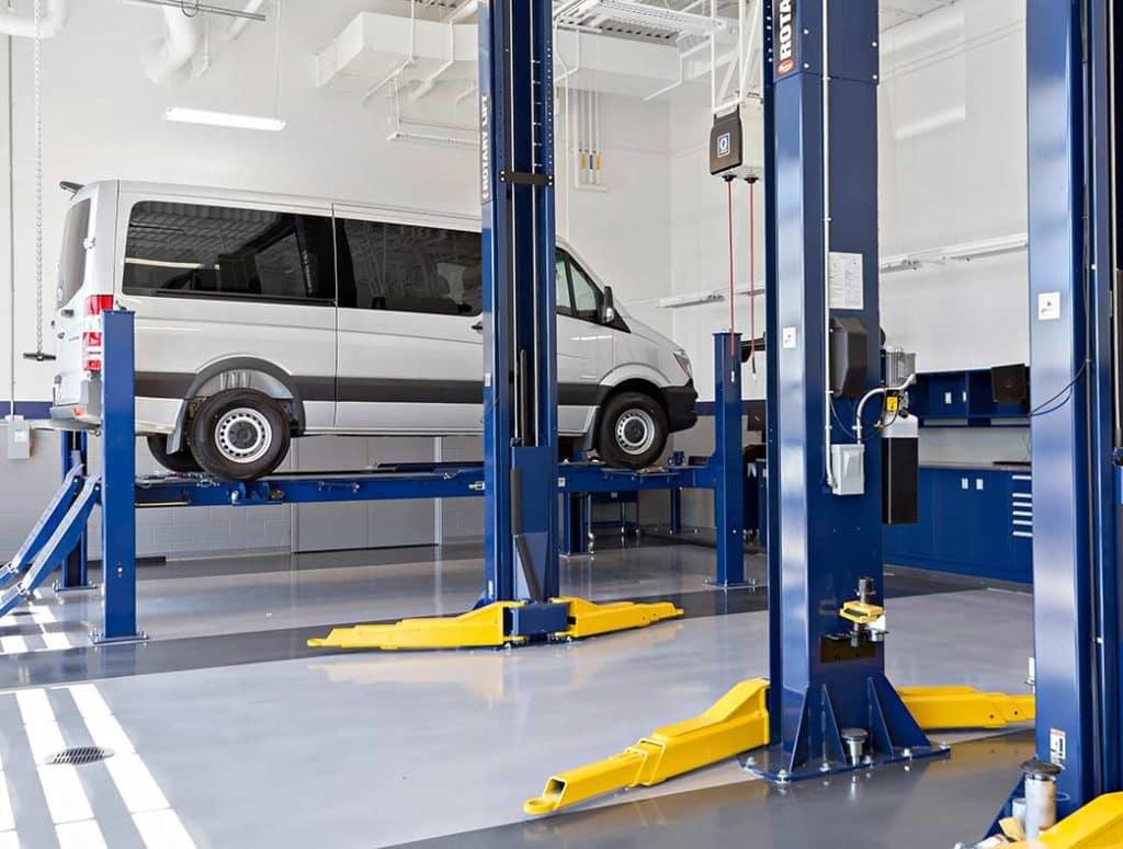 preventative maintenance budapest van service