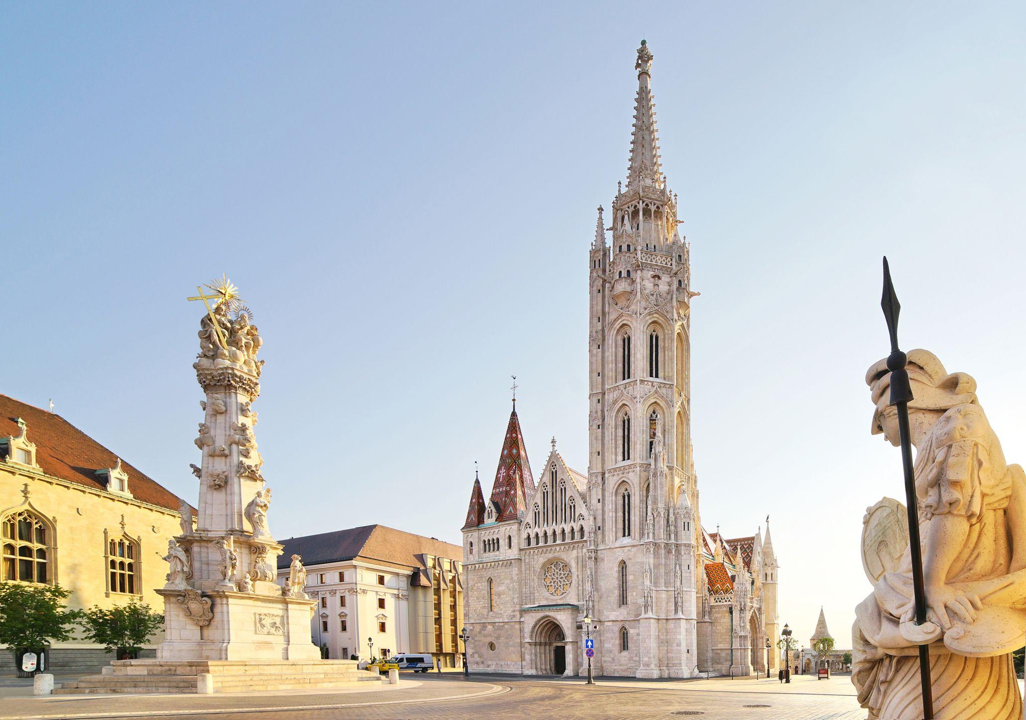 Budapest Matthias Church Shuttle