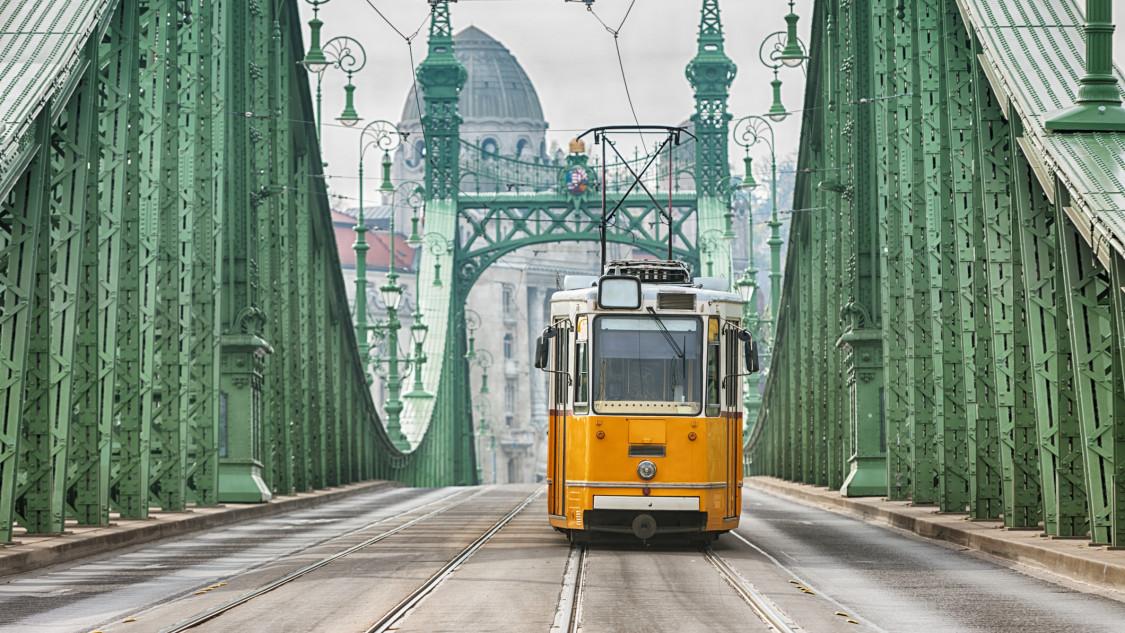 Budapest Liberty Bridge Shuttle