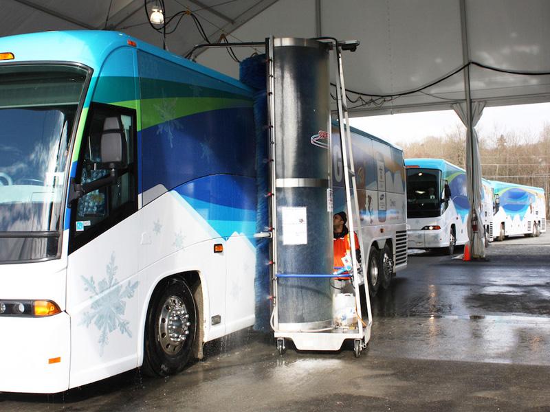 budapest bus wash